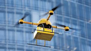 drone kargo Türkiye