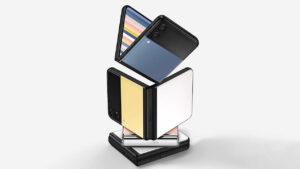 Smasung Galaxy Z Flip3 BESPOKE Edition sızdırıldı
