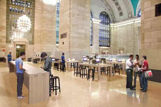Grand Central Station - Apple Store