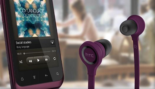 HTC Rhyme kulaklıklar