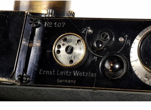 Leica 0-Serie Nr.107