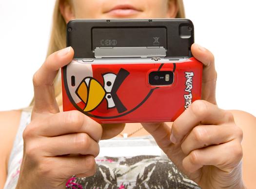 Nokia - Angry Birds