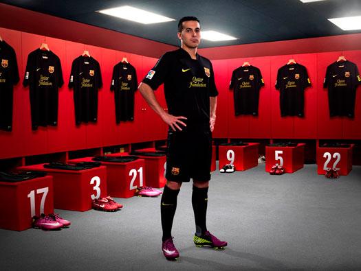 Nike - Barcelona deplasman forması (Pedro)