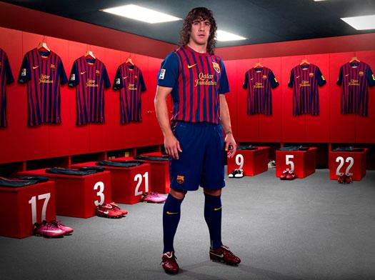 Nike - Barcelona iç saha forması (Puyol)