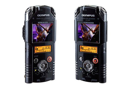 Olympus LS-20M