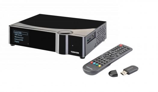 Toshiba STOR. E TV+