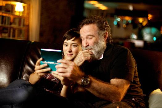Zelda ve Robin Williams - Nintendo 3DS
