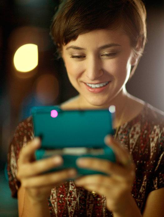 Zelda Williams - Nintendo 3DS