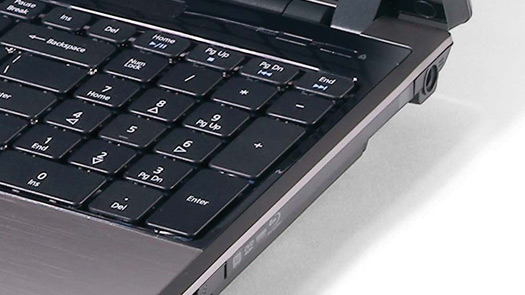 Acer Aspire 5745D 3D