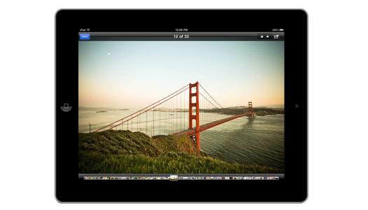 Facebook iPad uygulaması