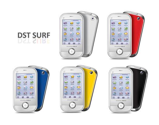 General Mobile DST Surf