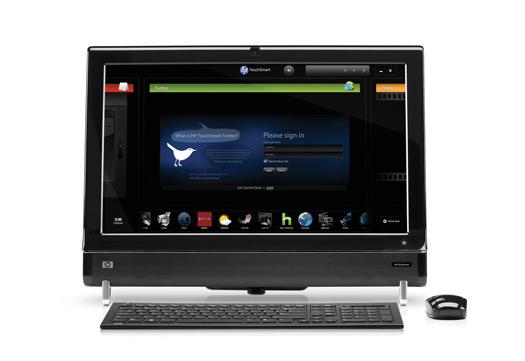 HP TouchSmart 600-1030tr