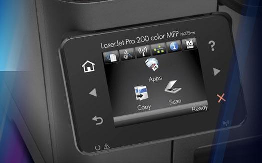 HP TopShot Laserjet Pro M275