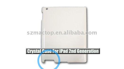 iPad 2'nin muhtemel arka kapağı