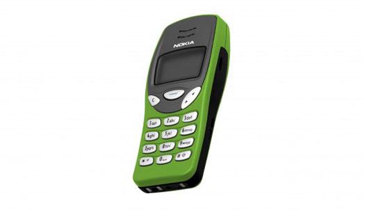 Lekki Nokia 3210