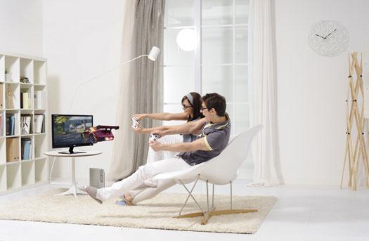 LG 3D Monitor