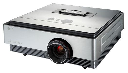 LG 3D Projektor