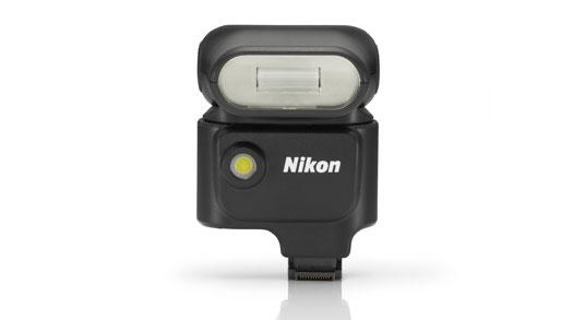 Nikon 1 - Flaş