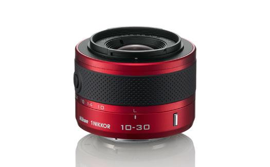 Nikon 1 - 10-30 mm kit lens