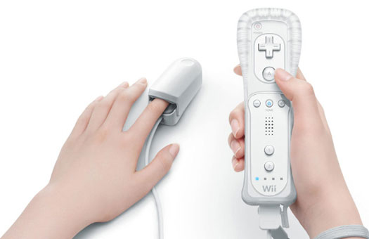 Nintendo Wii Vitality Sensor