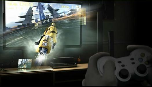 NVIDIA Tegra 3 oyun