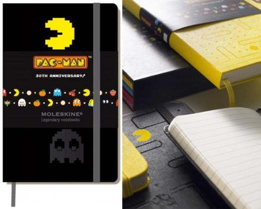 Moleskine Pac-Man Serisi
