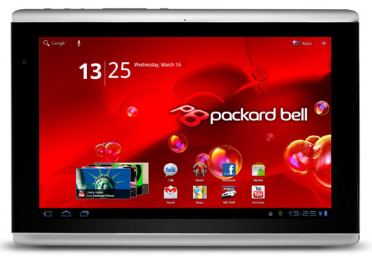 Packard Bell Liberty Tab