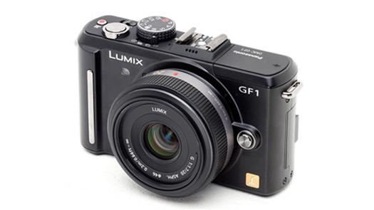 Panasonic Lumix GF1