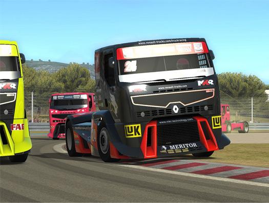 renault trucks sizi 2009 yılının en popueler oyunlarından olan