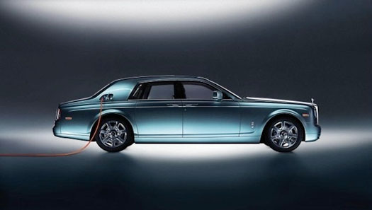 Rolls-Royce Phantom EX102