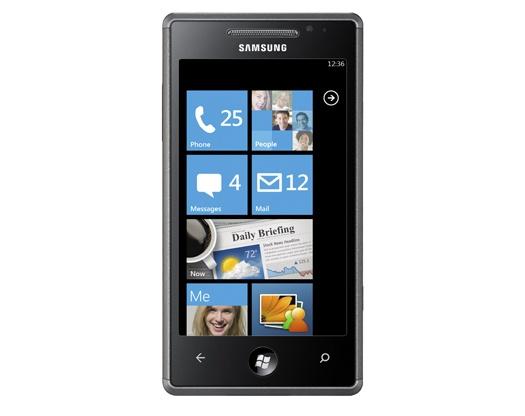 Samsung Omnia 7