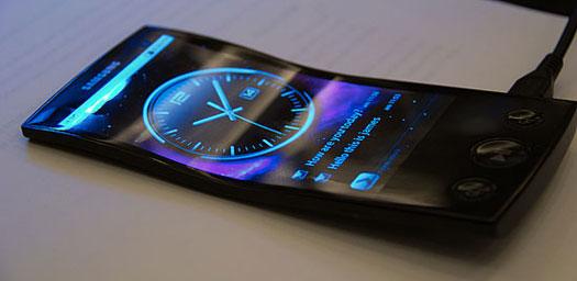 Samsung esnek AMOLED