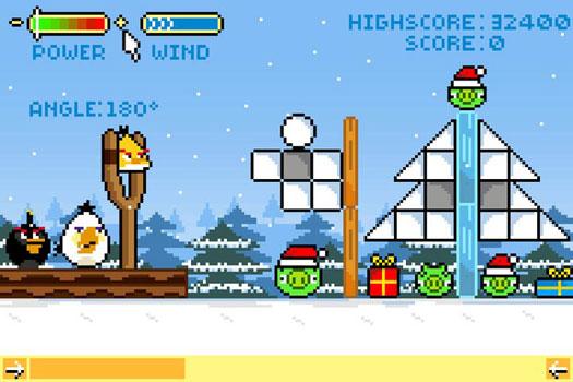 Angry Birds Retro