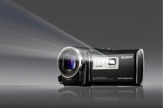 Sony HDR-PJ