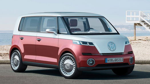 Geçmişin tasarımı, geleceğin teknolojisi: Volkswagen Bulli